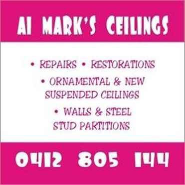 Marks Ceilings
